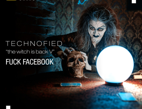 Technofied – FUCK FACEBOOK – [Will Witch Until It's Down] – Diana Emms Live PodCast – Live – Vol 26