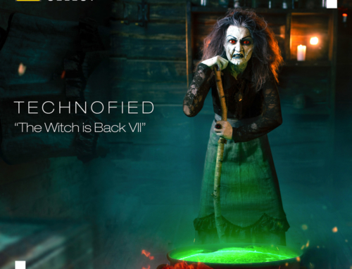 Technofied – [The Witch is Back VII] – By Diana Emms – Vol 34
